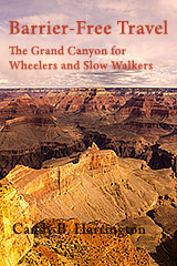 Cover of Barrier Free Grand Canyon